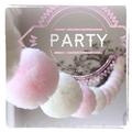 21 Pompom Party Garland