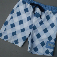Blue Diamond Board Shorts