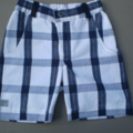 Preppy Check Shorts