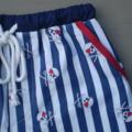 Striped Pirate Board Shorts