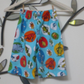 "Size 4 - ""Dr Seuss"" characters shorts"