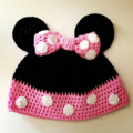 Minnie inspired beanie