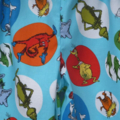 """Size 4 - """"Dr Seuss"""" characters shorts"""