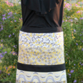 Womens / Ladies / Girls A-line Retro Skirt Size Extra Small (XS)