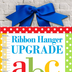 (Ribbon Hanger Upgrade) for fabric height chart