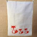 Tea Towel - Fox