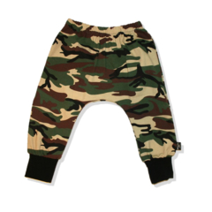 SIZE 3 Stretch Harem Army Pants