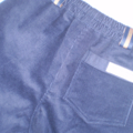 Navy Cord Pants for Boys - size 2