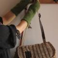 Forest Fairie - Mohair Wool Fingerless Gloves, Arm Warmers
