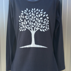 Paper Tree - Women's Long Sleeve Tee