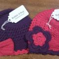 Made to order - Crochet Girls Beanies