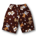 Brown Dogs Boys Long Shorts
