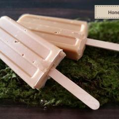 Honeycomb Retro Soap Popsicle
