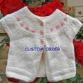 Custom order for Lana