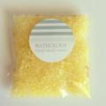One Sample Pack of Bath Salts