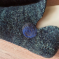 Medium Slocks - Felted Slipper-Socks, sizes 39-42