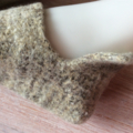 Small Slocks - Felted Slipper-Socks, sizes 37-38