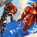 The Avengers Sizes 3 & 5