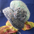 Ladies Hat - warm and cosy.