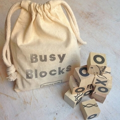 Mini Busy Blocks - 3 games in one bag