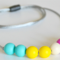 Silicone Teething Necklace - Sumerlicious