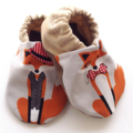 Mr Fox Baby Shoes