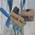 24 Drink Me Tags Tea Party Props Ready to Style your Celebration/Party