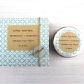 Peppermint and Rosemary Organic Foot Balm