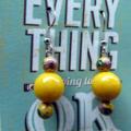 Mellow Yellow Earrings