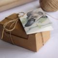 Gift Cards Mini size - ANIMALS Gift boxed set of 12 - Australian wildlife