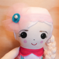 Original Snow Princess doll