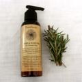 Hair & Scalp Treatment Oil - Rosemary and Peppermint Essential Oils. VEGAN