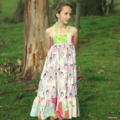 Japanese Doll Maxi Dress Size 8