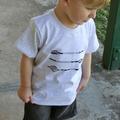 Hand printed Arrow T-Shirts - FREE POST