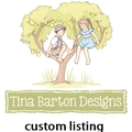 Custom Listing for Kelly H