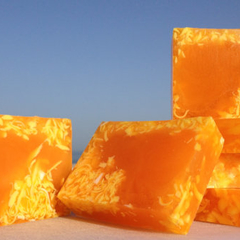 Amber Delight - Luxury Soap with Argan Oil