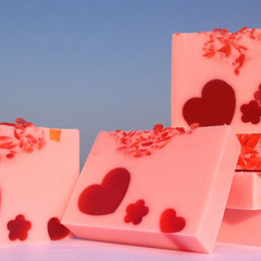 Love Spell - Luxury Soap with Argan Oil