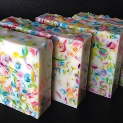 Afro Circus - Glycerin Soap with Argan Oil and Shea Butter, Christmas gifts