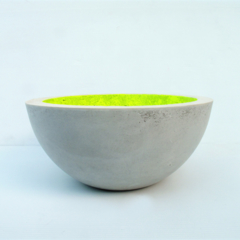 Lunar Concrete Key / Fruit Bowl - Urban Decor