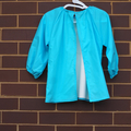 Art smock for 3 - 4 year old - Aqua, Dora