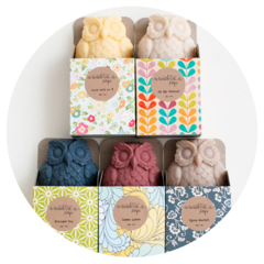 Five Pretty Owls - Natural, Handmade, Cold Processed, Vegan