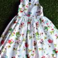 Christmas birdie dress