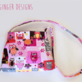 Owl Little Miss handbag - One of a Kind