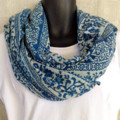 Block Print Scarf/Sarong