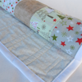 Christmas Table Runner - Soft Neutral Colours