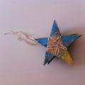 Origami Christmas Stars (10pack)