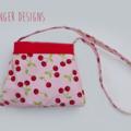 Beautiful Cherry Little Miss handbag