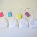 Pretend Food Tea Bags Ready To Post