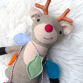 Ripley the Reindeer PDF Sewing Pattern
