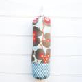 Plastic Bag Holder - Amy Butler Lotus - PBH074